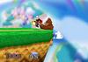 Donkey Kong Edge attack (slow) SSB