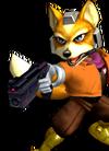 Fox Palette 02 (SSBM)