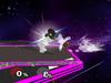 Dr. Mario Edge attack (fast) SSBM