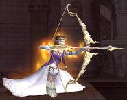 Light arrow