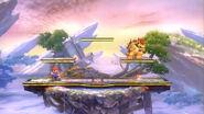 Mario & Bowser Battlefield 3DS
