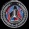 SCS Scientist emblem