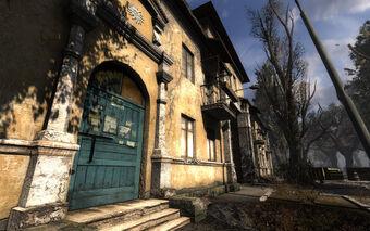 SCS Limansk House