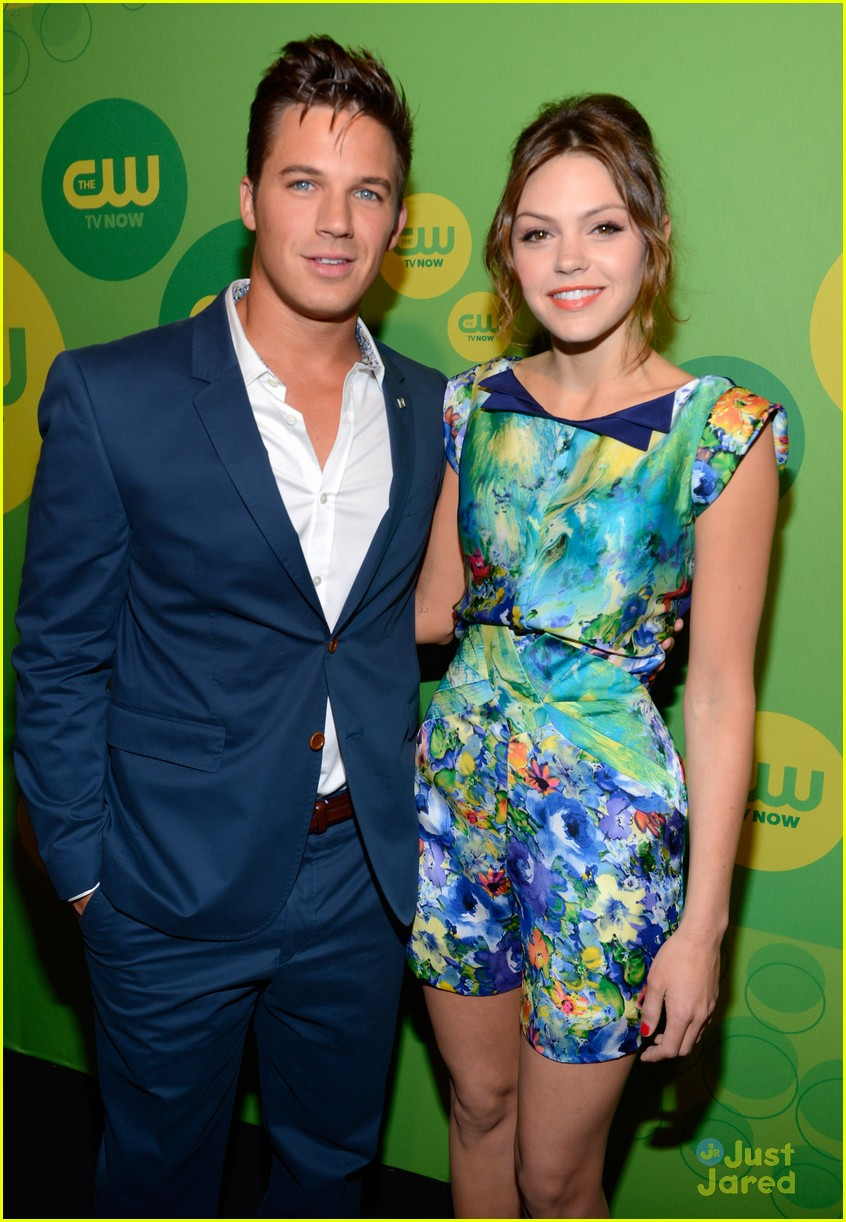 Aimee Teegarden and matt lanter