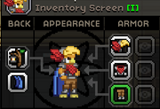 Inventory Armor