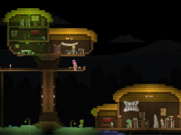 Small Floran Village