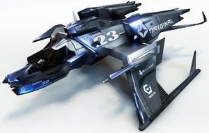 Mustang-Gamma