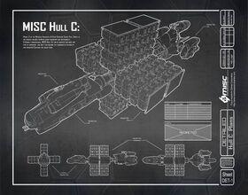 Hull C Blueprint