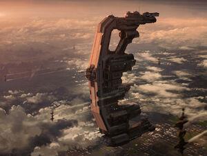Xi'An Capital Ship