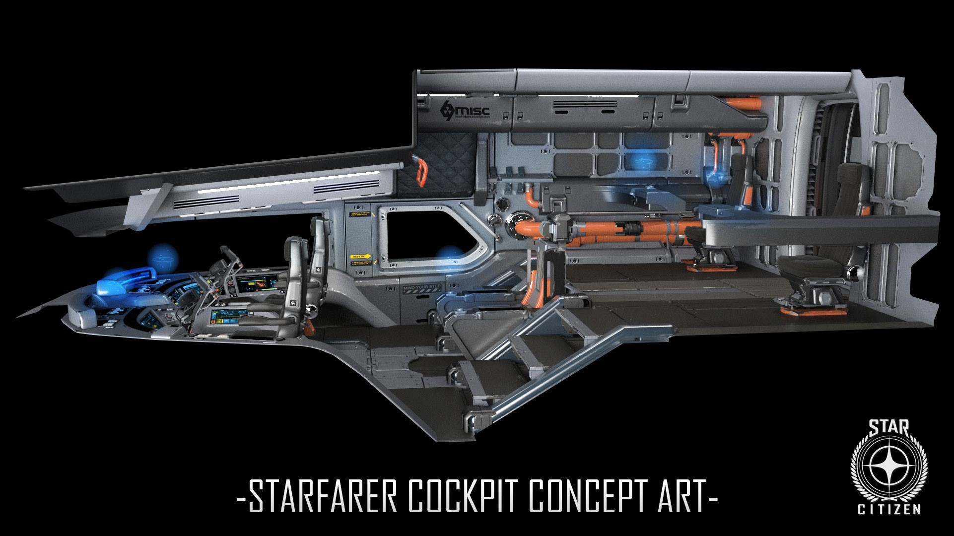 Any ships designed with a captains chair rsi community forums