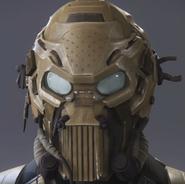 Privateer helmet