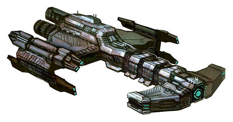 Starcraft 2 Battlecruiser