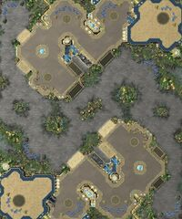 Overgrowth SC2 Map1