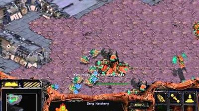 Starcraft Original Zerg - Campaign Mission 2 Egression Walkthough Lets Play