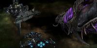 Kerrigan's leviathan