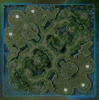 ArakanCitadel SC2 Map1