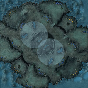 KhaydarinDepths SC2 Map1