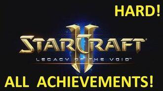 Starcraft 2 - LAST STAND - Hard (All Achievements) LOTV 5