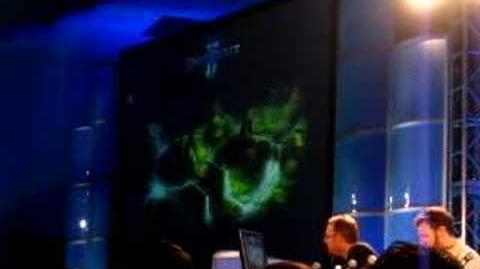 Blizzcon 2007 Starcraft 2 Art panel 6 6