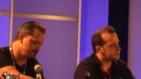 BlizzCon 2007 Starcraft Lore Panel