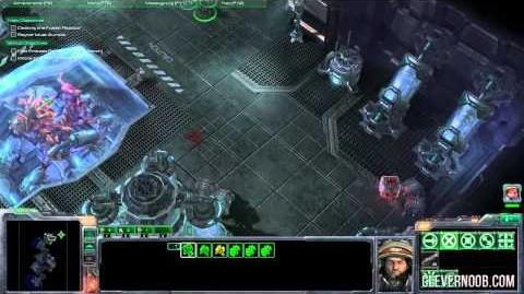 Piercing the Shroud Starcraft II Brutal Mode Walkthrough (HD - Max Settings)