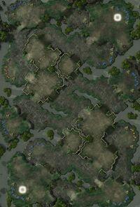 Crossfire SC2 Map1