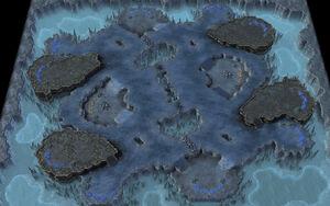 ShiftedSky SC2 Map1