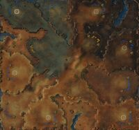 Quicksand SC2 Map1