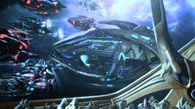 CarrierMothershipZealot SC2-LotV Cine1