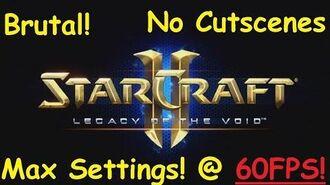 Starcraft 2 - THE SPEAR OF ADUN - Brutal (Adun Toridas Achievement) LOTV 3