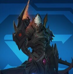 Alarak BlizzCon Art2