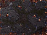SunderedIsle SC2 Map1