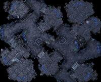 Daybreak SC2 Map1
