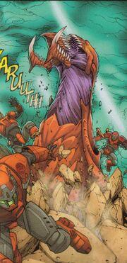 MarineNydusWorm SC-Com7 Comic1