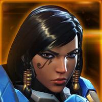 SC2 Portrait Overwatch Pharah