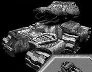 Siege Tank SC1 Art1