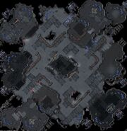 OrbitalShipyard SC2 LotV Map1