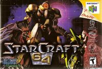 StarCraft64 SC1 Cover1