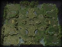 KulasRavine SC2 Map1