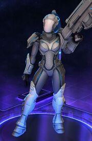 Crius Stealthsuit Heroes Game1