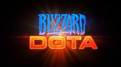 Blizzard DOTA Trailer