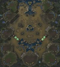 RuinsofEndion SC2 Map1