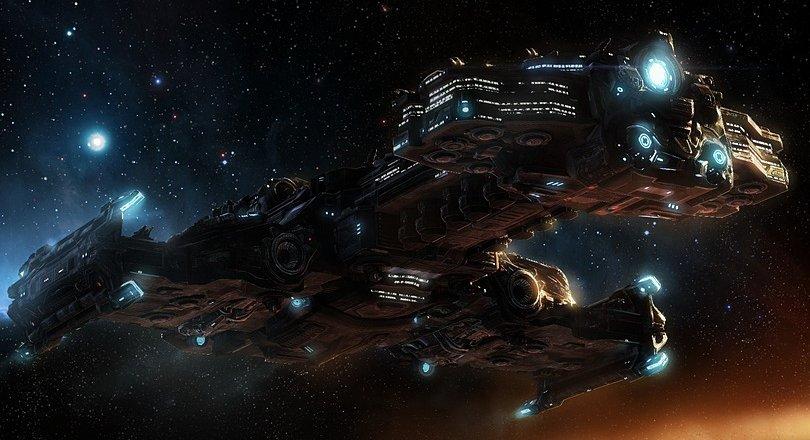 Terran Battlecruiser image - UnrealStarcraft - Mod DB