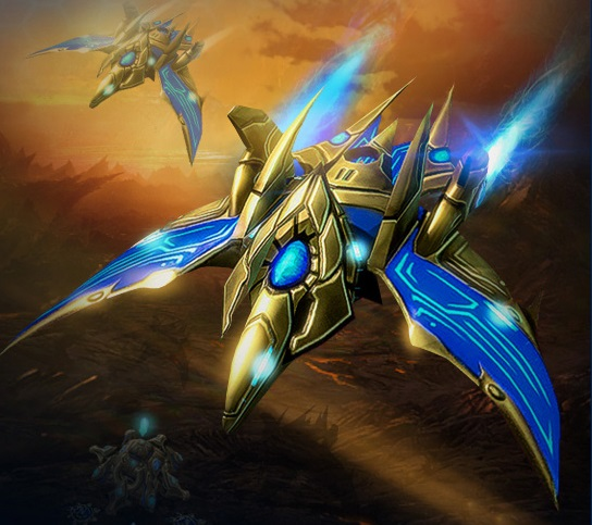 New information about the Protoss Phoenix - GameReplays.org