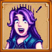 Abigail horrified