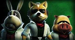 James And Fox Mccloud James and Peppy formed a new