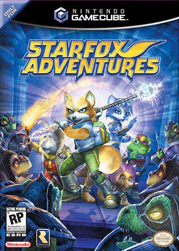 Archivo:Star Fox Adventures cover.jpg