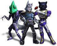 Star Wolf Team
