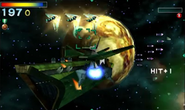 Star fox zeram 3D