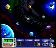 01 Star Fox 2 Lylat Map